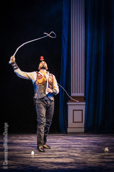 AJ Silver - Lone Star Circus - North Texas Kids
