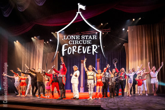 Lone Star Circus Forever Cast - North Texas Kids