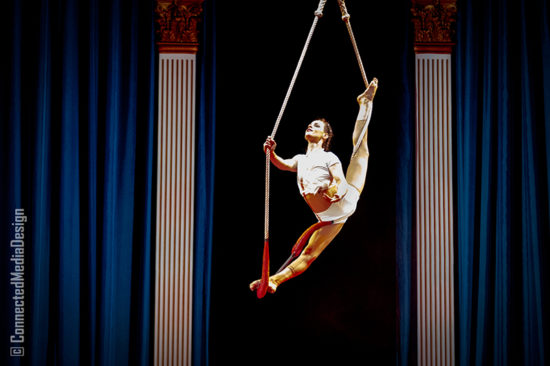 Kelli Ramazini - Lone Star Circus - North Texas Kids