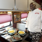 Dining on the Ringling Brothers Pie Car – a Visual Feast