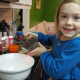 Making Easy Holiday Fudge with Your Kids