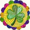 6 Simple Shamrock Kids Crafts for St. Patricks Day