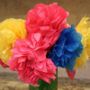 How to Make Colorful Paper Flowers for Spring