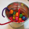 Developing Fine Motor Skills with Fun Activities