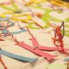 Easy Kids Crafts: DIY Letter Puppets