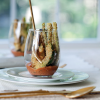Vegetable Parmesan Sticks with Creamy Marinara Sauce