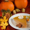 Light Pumpkin Pie Recipe for Thanksgiving