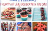 7 Kid Friendly Fourth of July Desserts and Treats