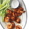 Low Carb: Roasted Buffalo Shrimp