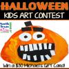 Halloween Kids Art Contest – Win $30 Gift Card to Michael's