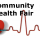 Free Community Health Fair March 27th