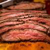Flank Steak With Roasted Balsamic Veggies
