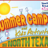 Summer Camps and Kids Activities in North Texas (2018)