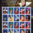 Disney Villains Forever Stamps
