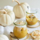 Vegan Thanksgiving: Pumpkin and Coconut Mousse