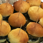 Game Day Finger Foods: Cheeseburger Sliders