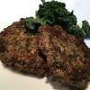 Kale Beef Burgers
