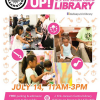 Discovery Faire at Dallas Public Library