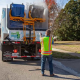Eco-Friendly Cleaning for Trashcans and Recycling Bins