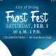 Frost Fest with Real Snow!