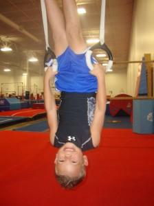 Gymnastics summer camp