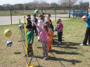 kids fitness camps