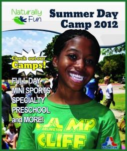 summer camps in arlington texas