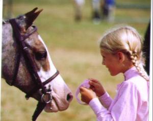 horseback riding summer camp texas