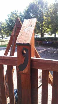 Kids Country Playground - Phone System