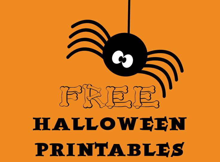 Number Names Worksheets » Free Halloween Printable Worksheets ...